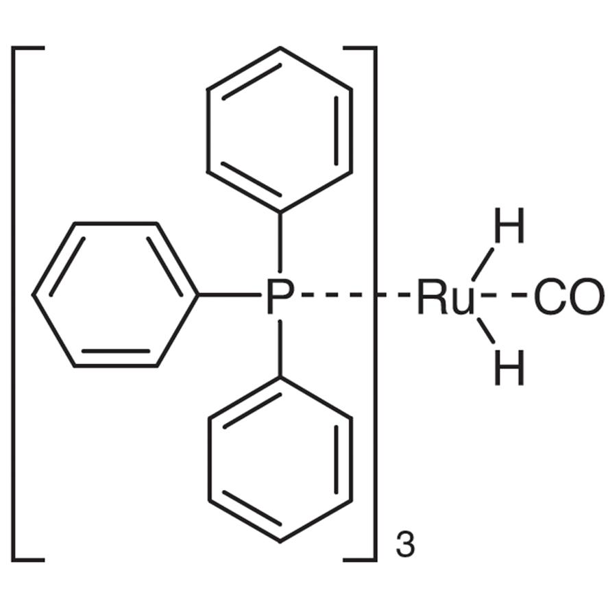 Carbonyl(dihydrido)tris(triphenylphosphine)ruthenium(II)