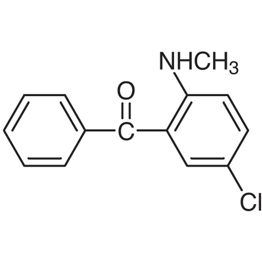 5-Chloro-2-(methylamino)benzophenone
