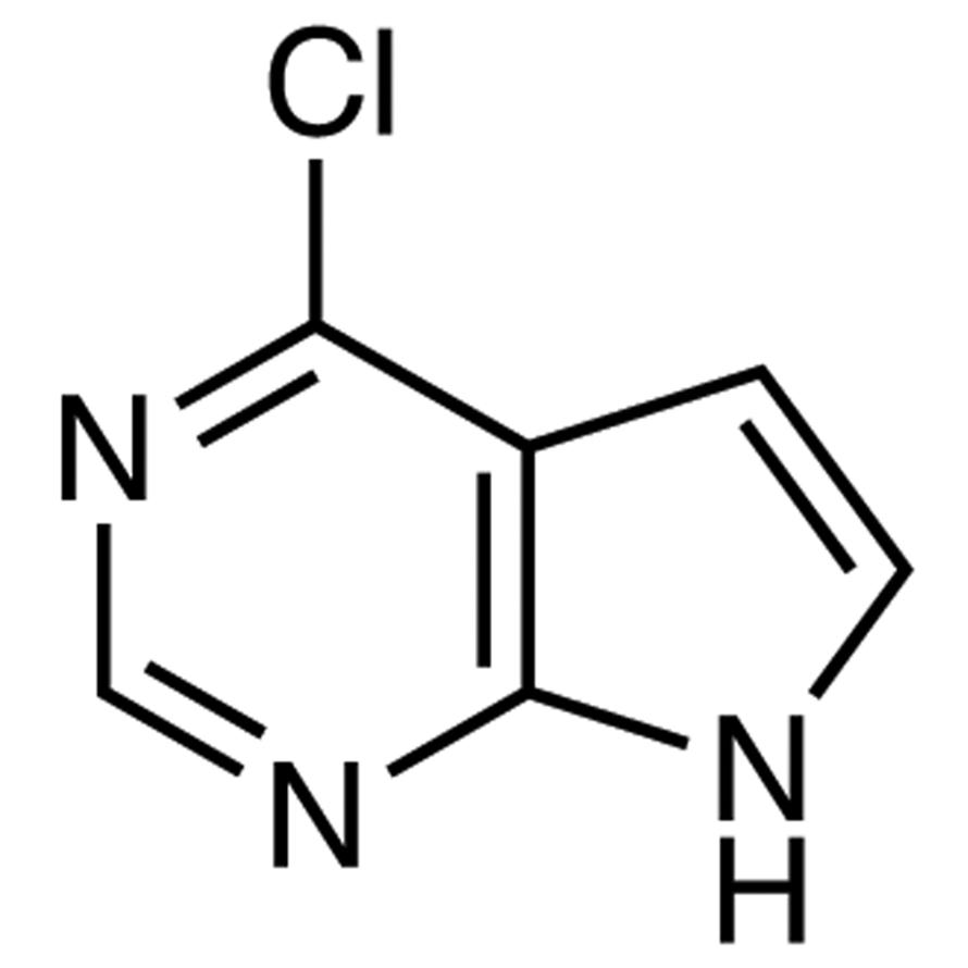 6-Chloro-7-deazapurine
