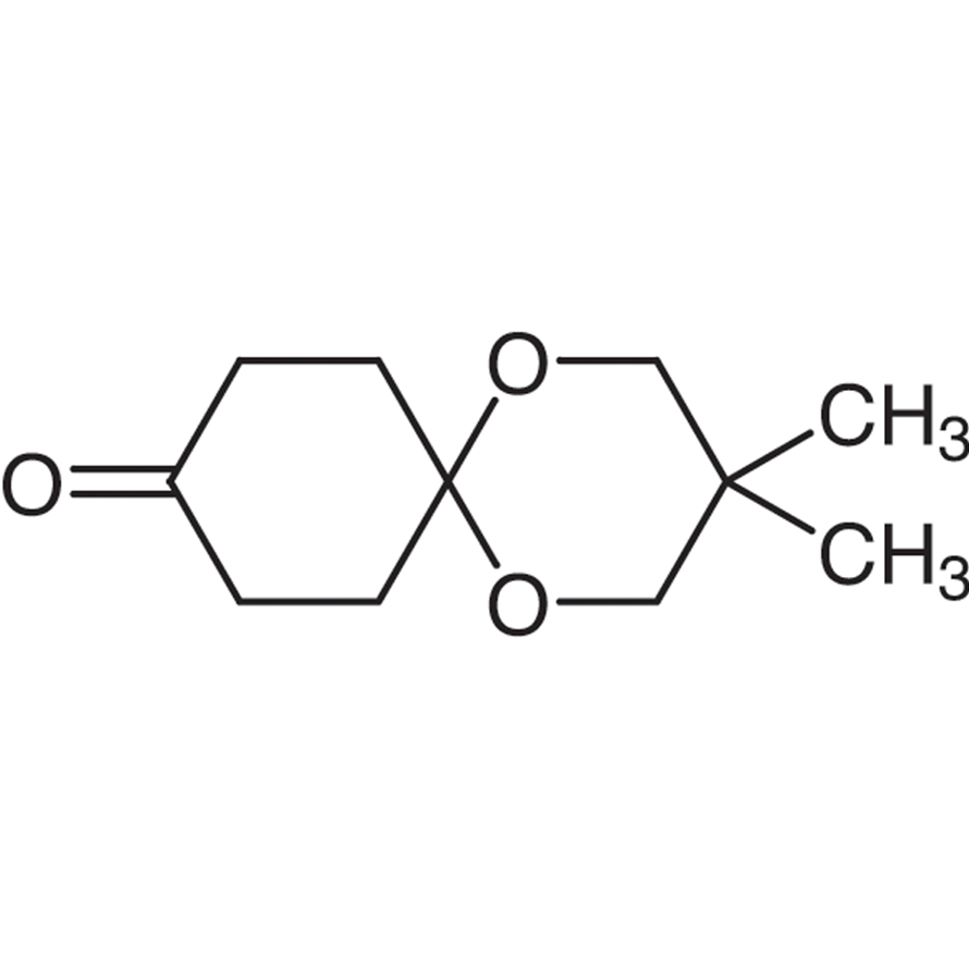 1,4-Cyclohexanedione Mono-2,2-dimethyltrimethylene Ketal