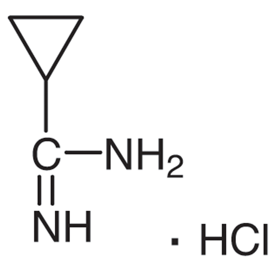 Cyclopropanecarboxamidine Hydrochloride