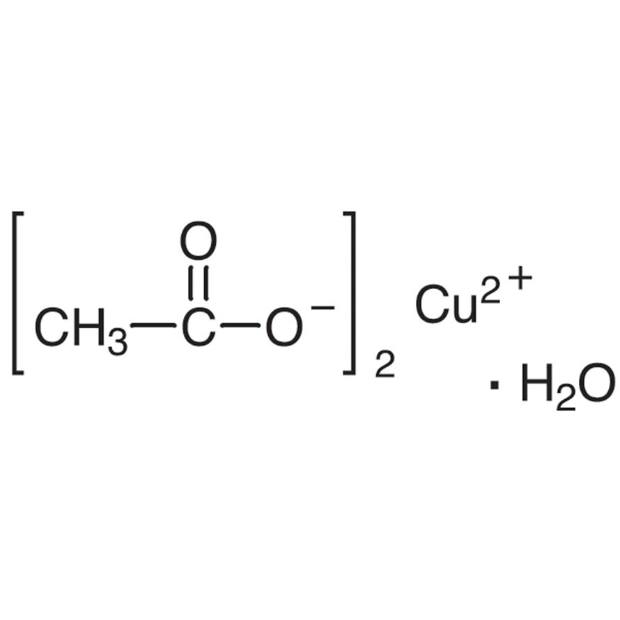 Copper(II) Acetate Monohydrate