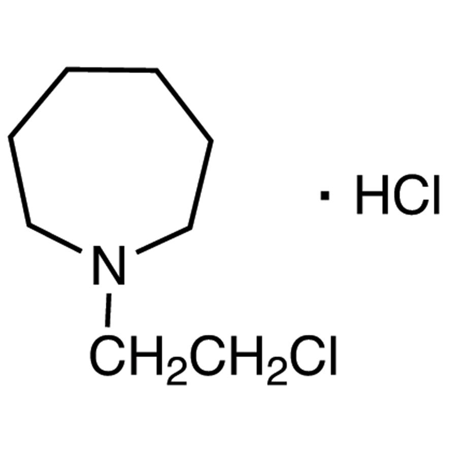 1-(2-Chloroethyl)-1H-hexahydroazepine Hydrochloride