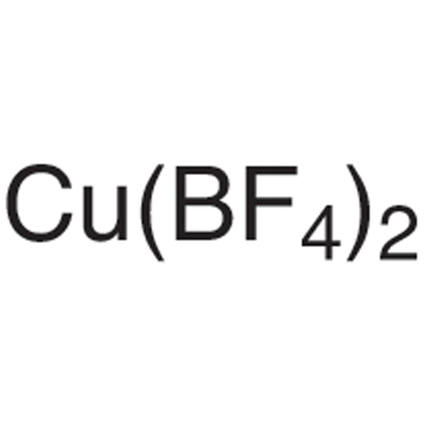 Copper(II) Tetrafluoroborate (ca. 45% in Water)