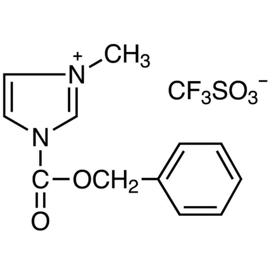 1-Carbobenzoxy-3-methylimidazolium Trifluoromethanesulfonate