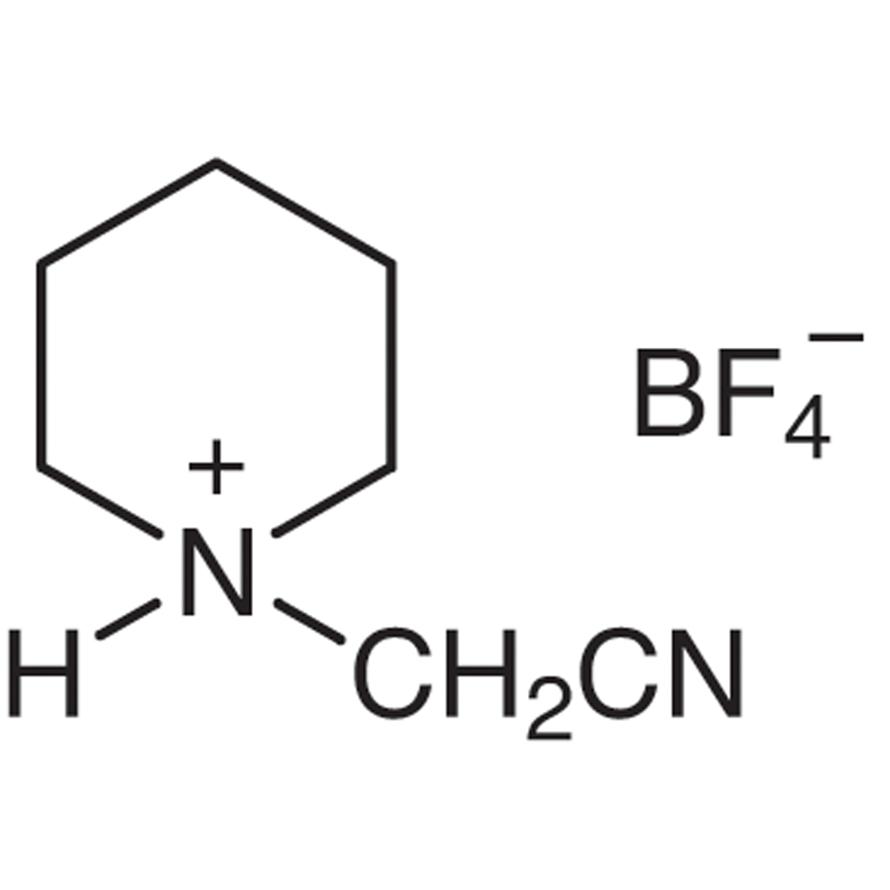 1-(Cyanomethyl)piperidinium Tetrafluoroborate
