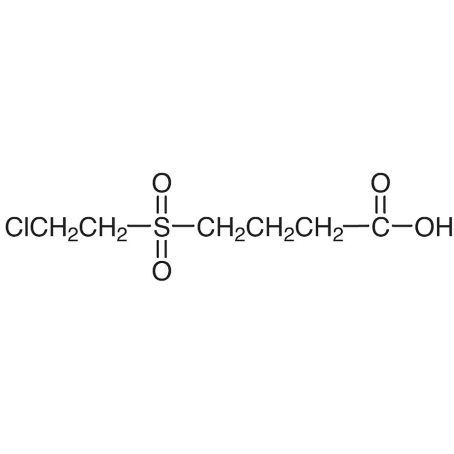 4-(2-Chloroethylsulfonyl)butyric Acid