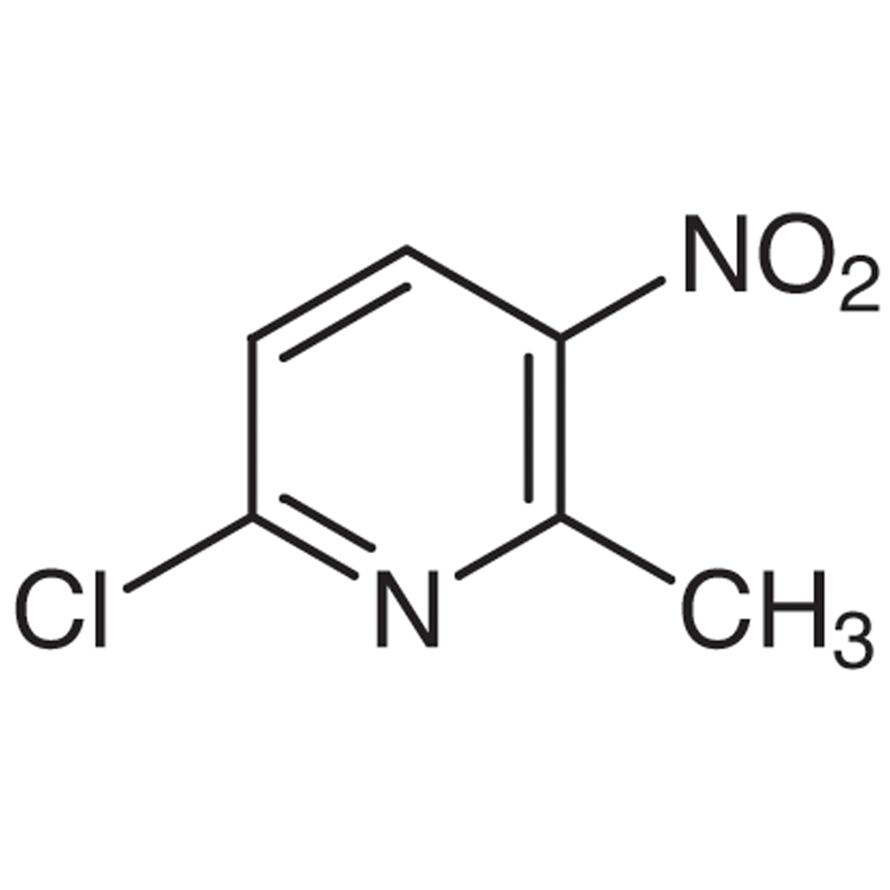6-Chloro-2-methyl-3-nitropyridine