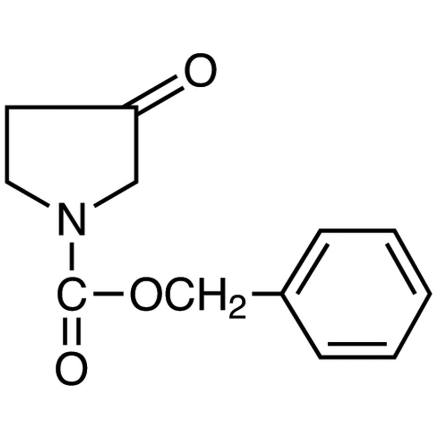 1-Carbobenzoxy-3-pyrrolidone