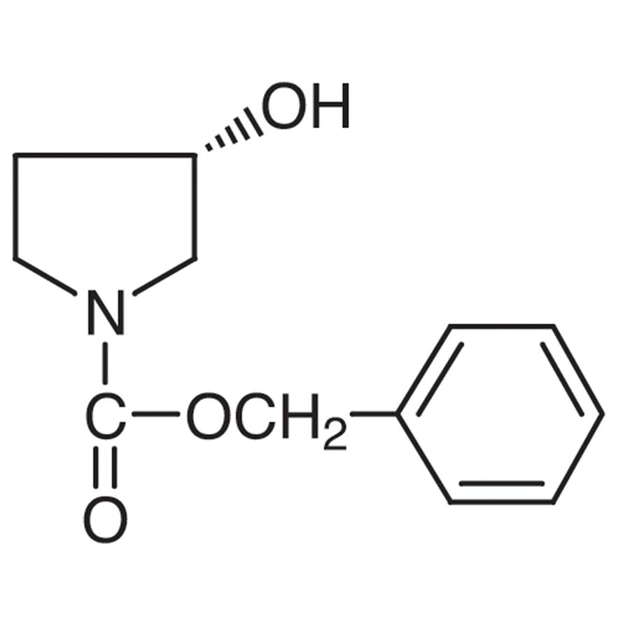 (S)-1-Carbobenzoxy-3-pyrrolidinol