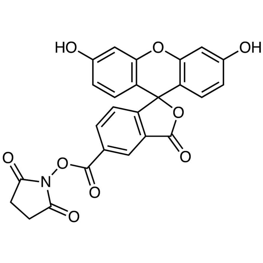 5-Carboxyfluorescein N-Succinimidyl Ester