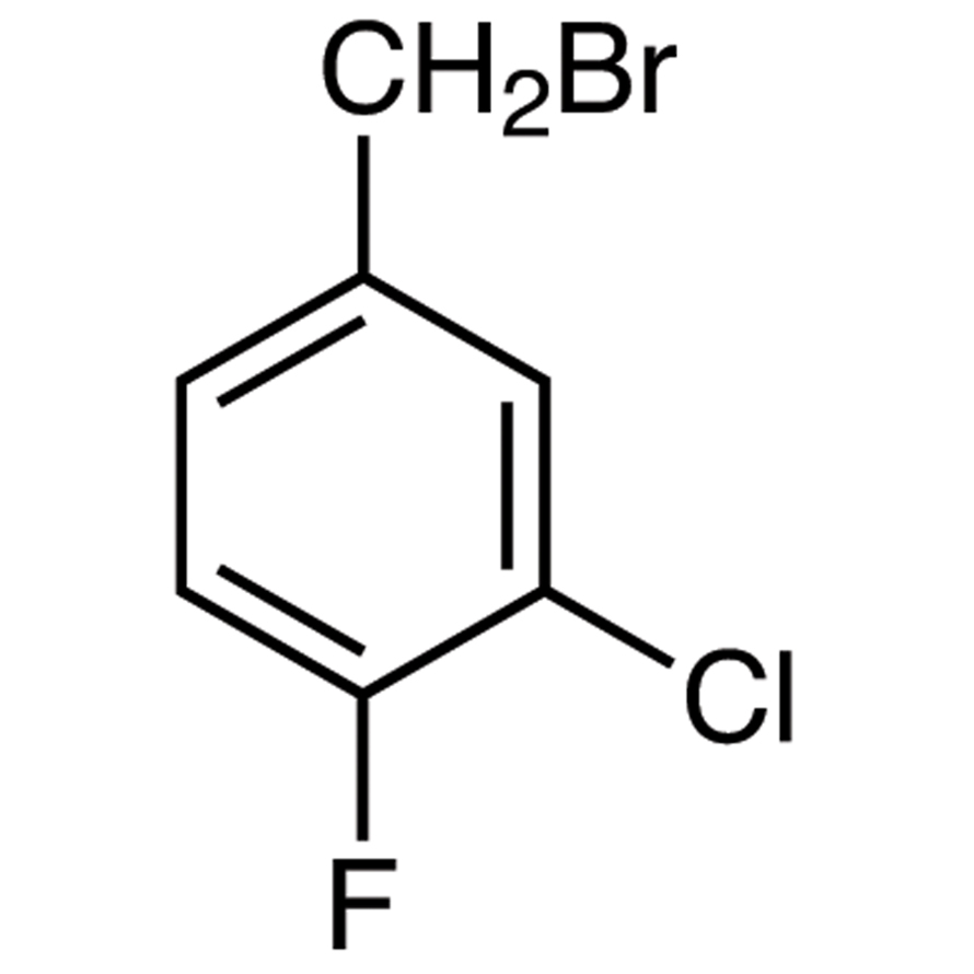 3-Chloro-4-fluorobenzyl Bromide