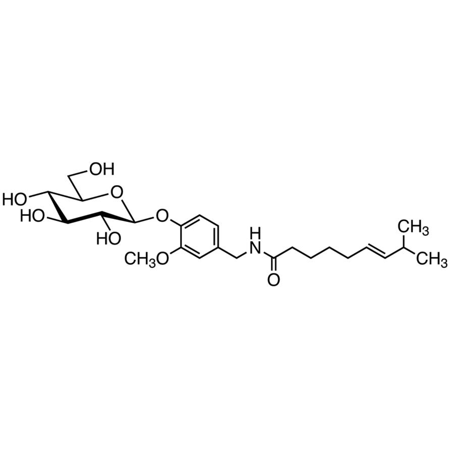 Capsaicin -D-Glucopyranoside