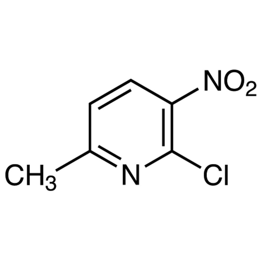 2-Chloro-6-methyl-3-nitropyridine