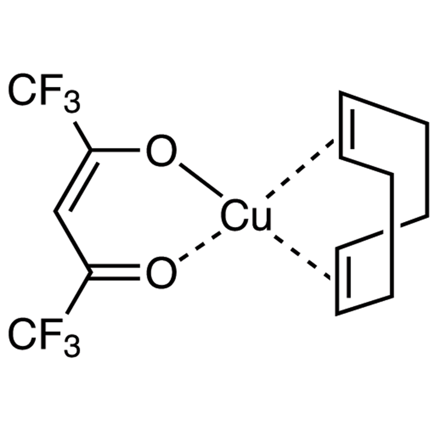 Copper(I) Hexafluoro-2,4-pentanedionate 1,5-Cyclooctadiene Complex
