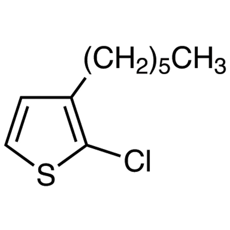 2-Chloro-3-hexylthiophene
