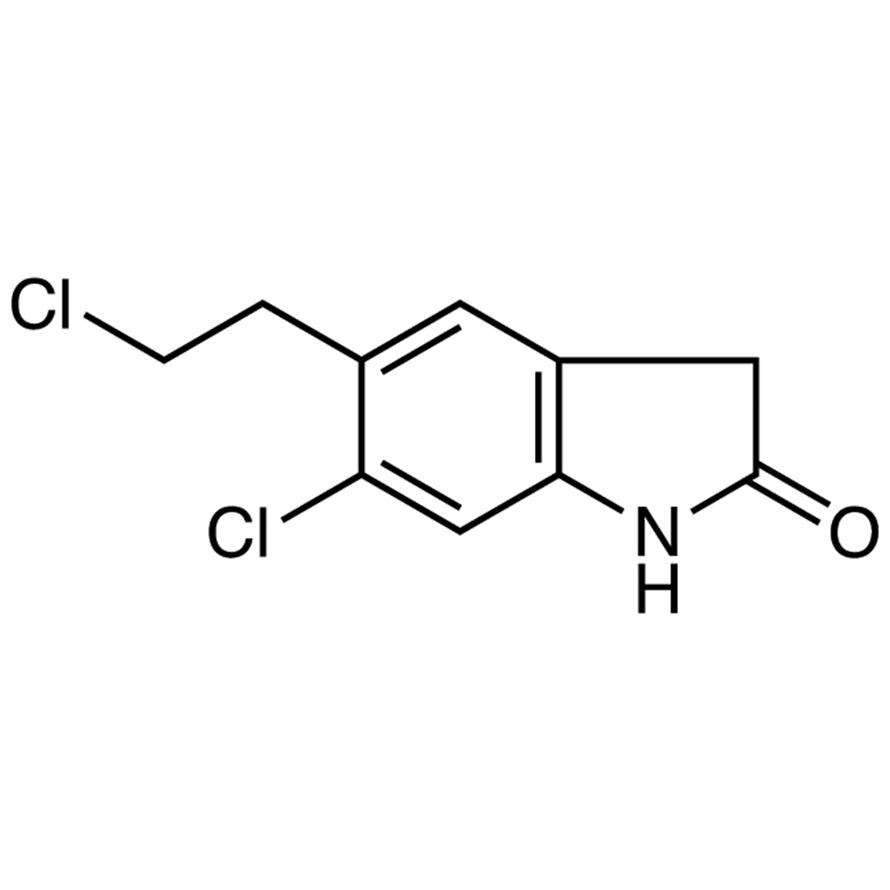 6-Chloro-5-(2-chloroethyl)oxindole