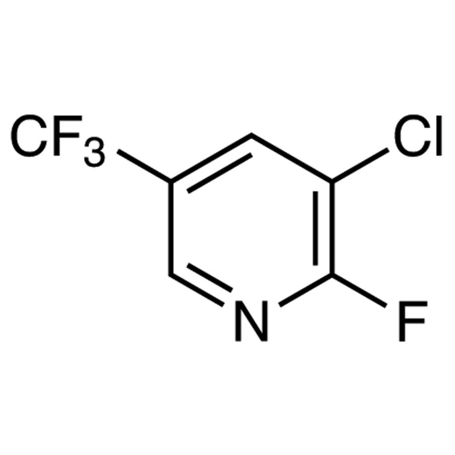 3-Chloro-2-fluoro-5-(trifluoromethyl)pyridine