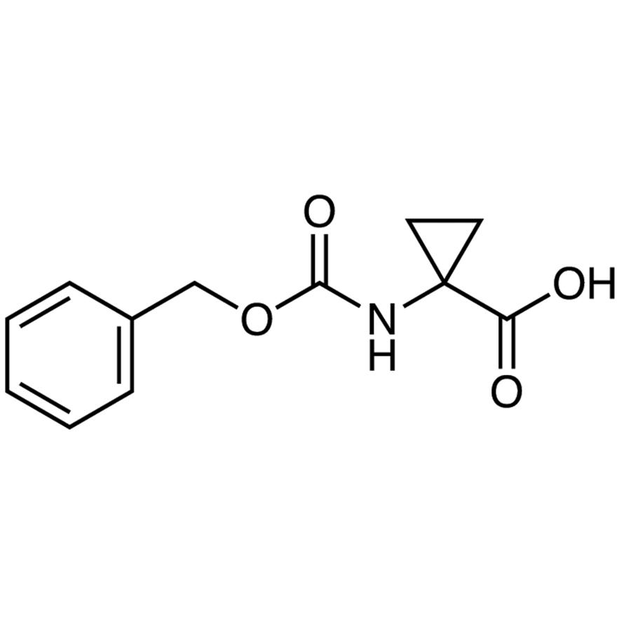 1-(Carbobenzoxyamino)cyclopropanecarboxylic Acid