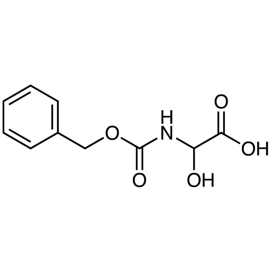 2-(Carbobenzoxyamino)-2-hydroxyacetic Acid