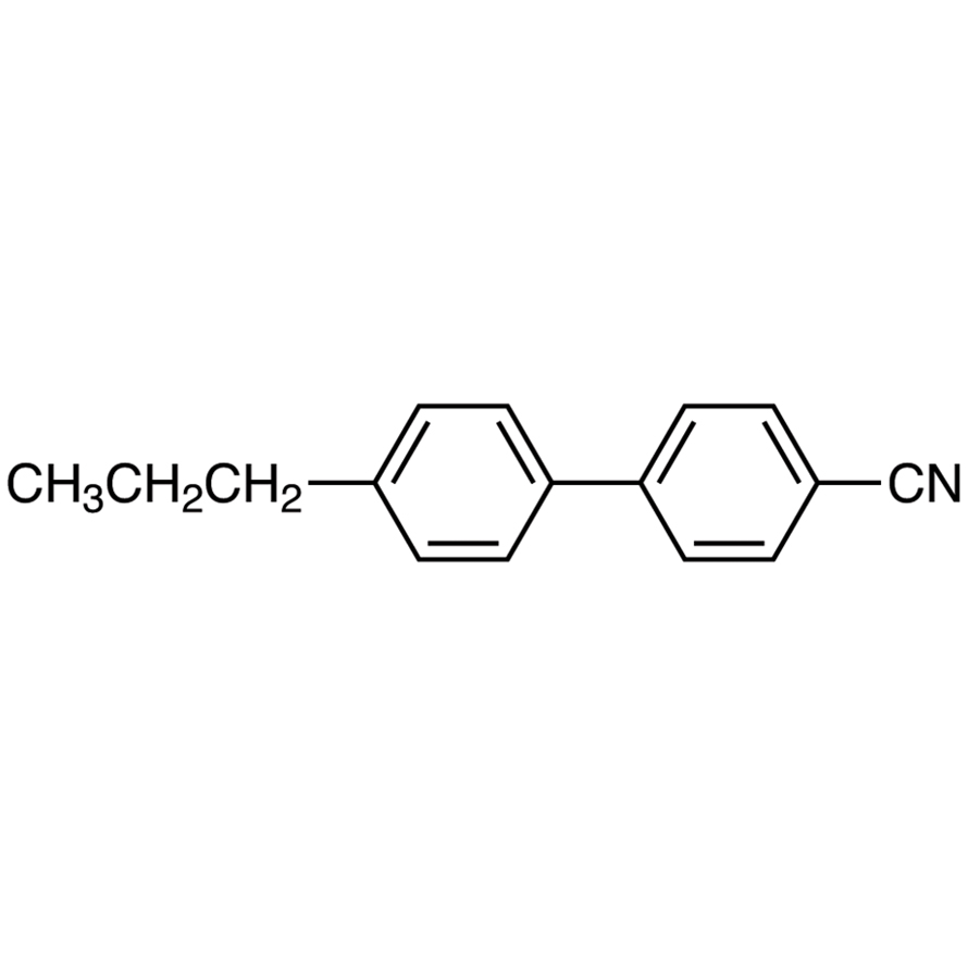 4-Cyano-4'-propylbiphenyl