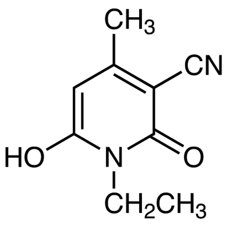 3-Cyano-1-ethyl-6-hydroxy-4-methyl-2-pyridone