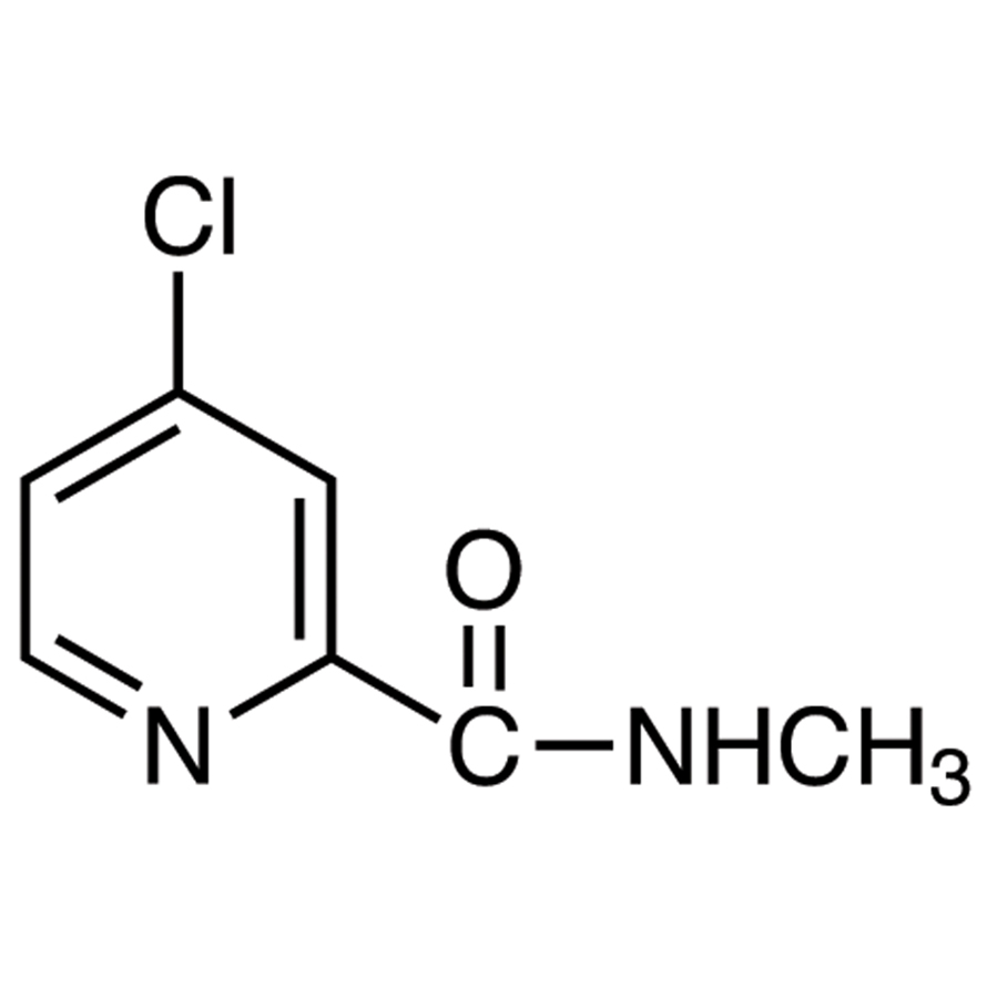 4-Chloro-N-methyl-2-pyridinecarboxamide