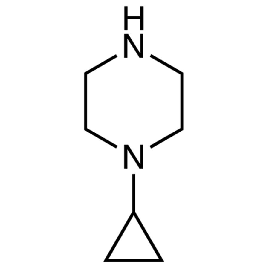 1-Cyclopropylpiperazine