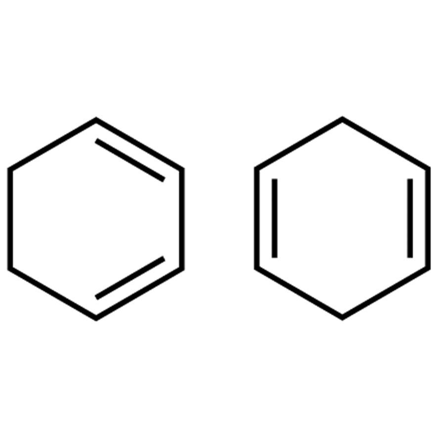 Cyclohexadiene (1,3- and 1,4- mixture) (contains 4-10% Benzene) (stabilized with BHT)