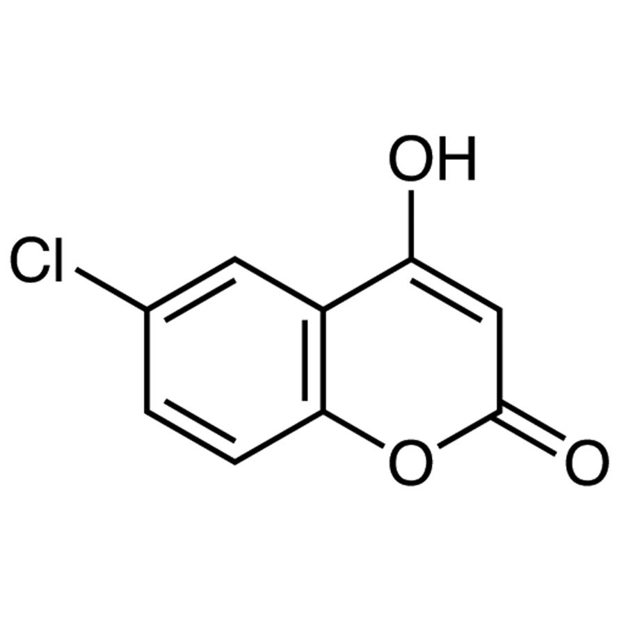 6-Chloro-4-hydroxycoumarin