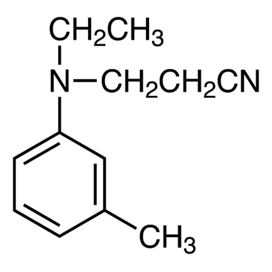 N-(2-Cyanoethyl)-N-ethyl-m-toluidine