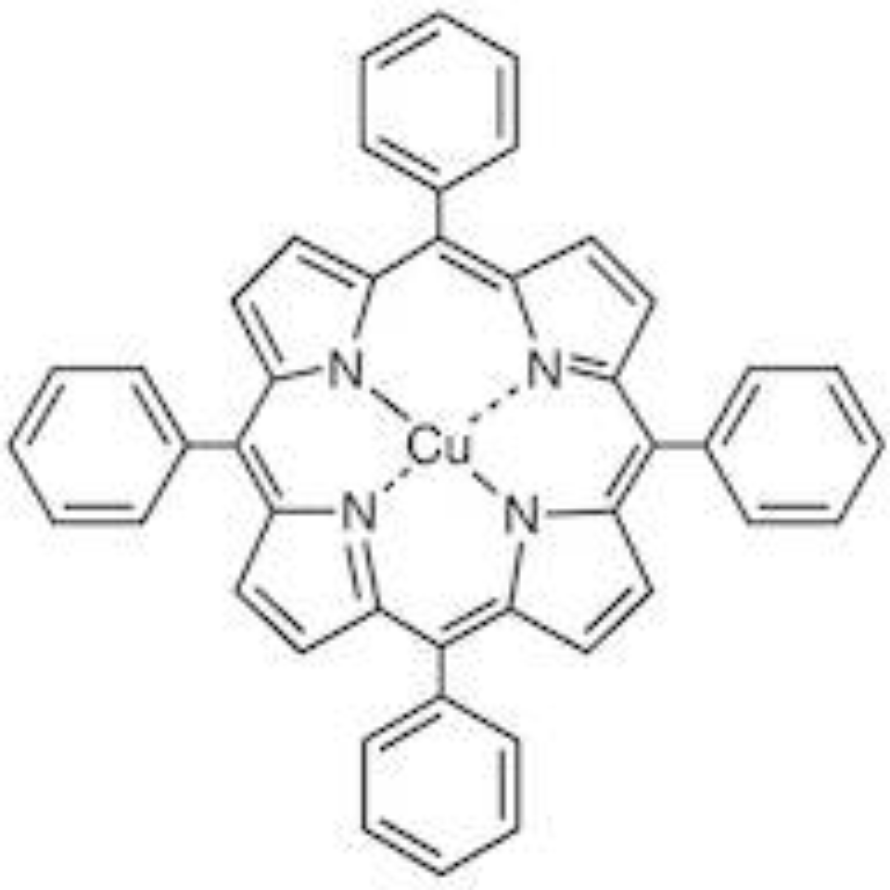 Copper(II) Tetraphenylporphyrin