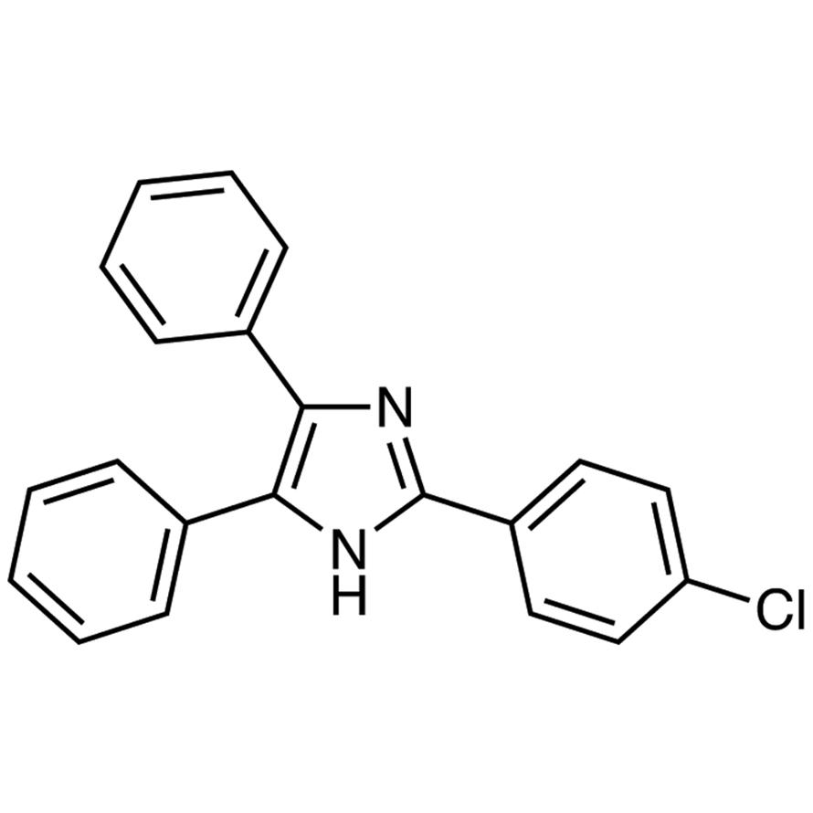 2-(4-Chlorophenyl)-4,5-diphenylimidazole