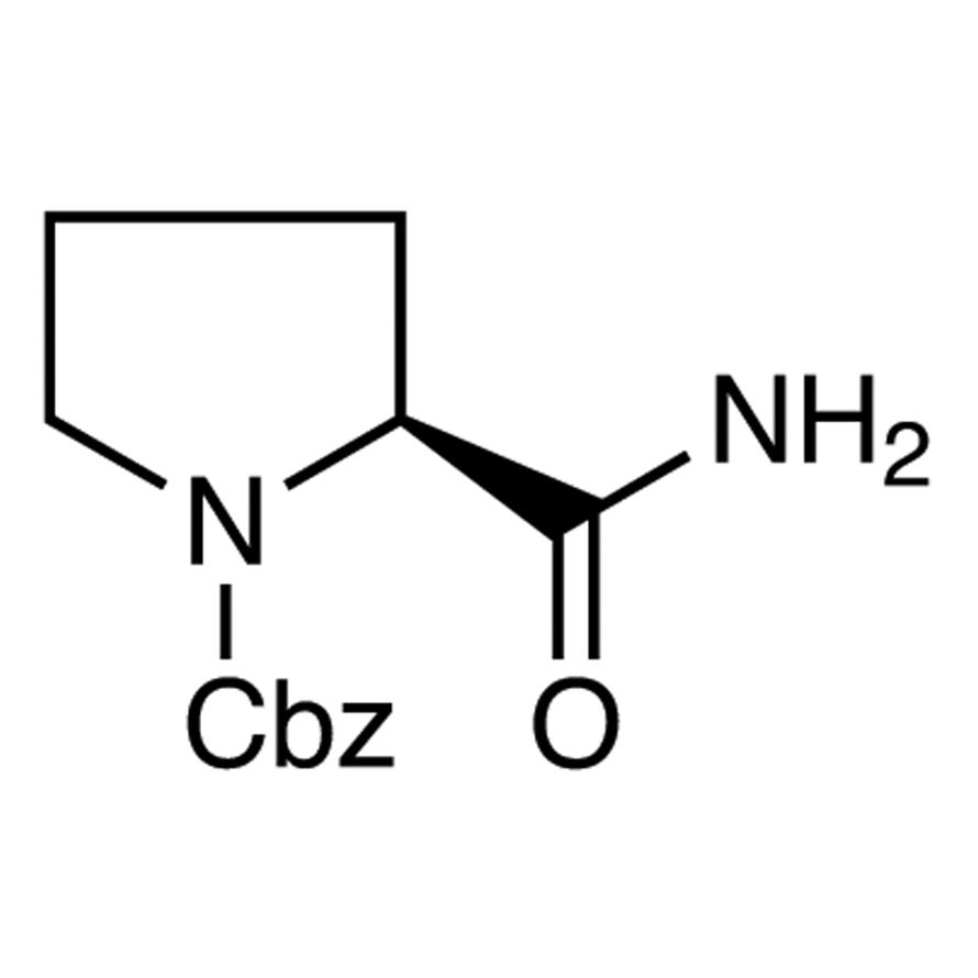 N-Carbobenzoxy-L-prolinamide