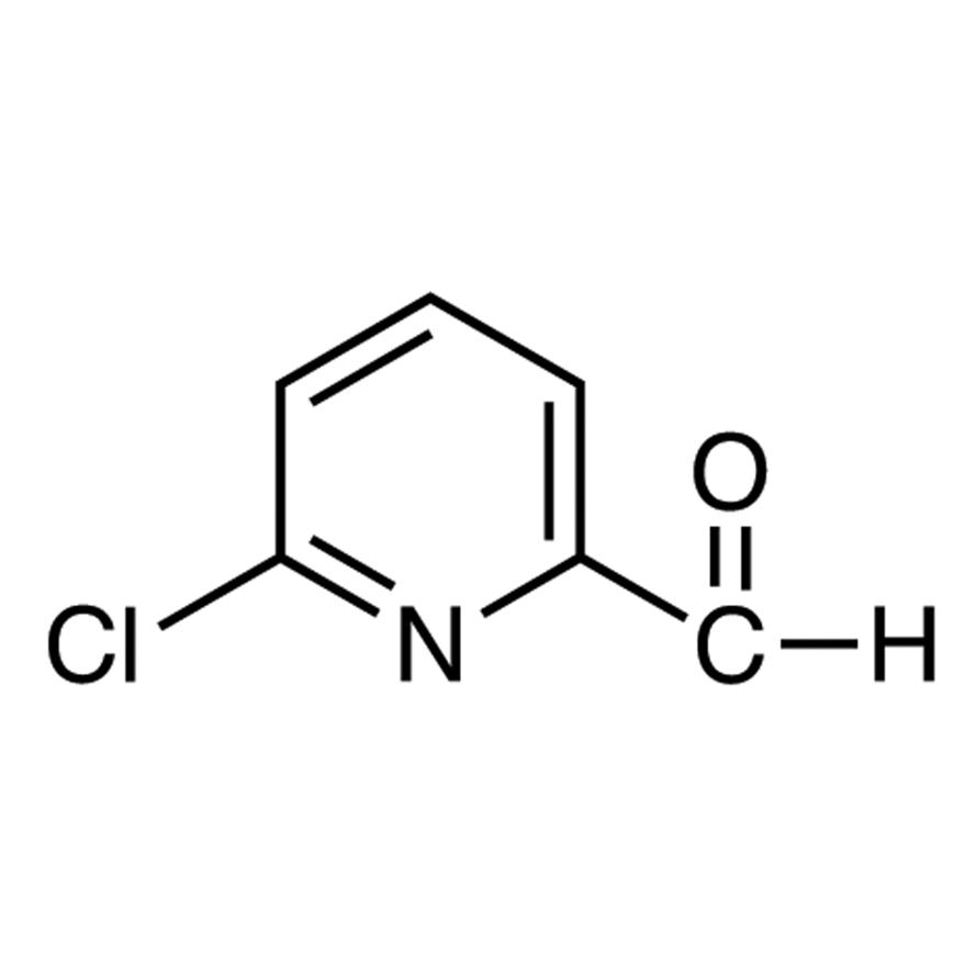 6-Chloro-2-pyridinecarboxaldehyde