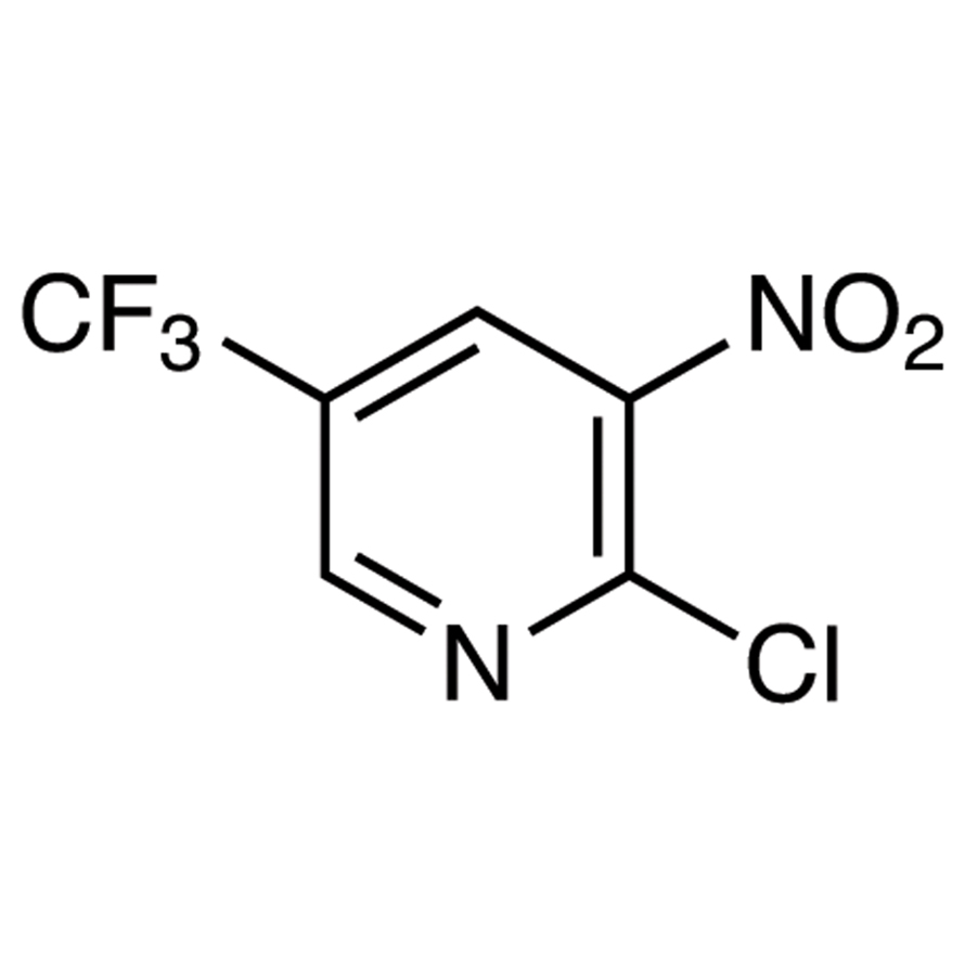 2-Chloro-3-nitro-5-(trifluoromethyl)pyridine