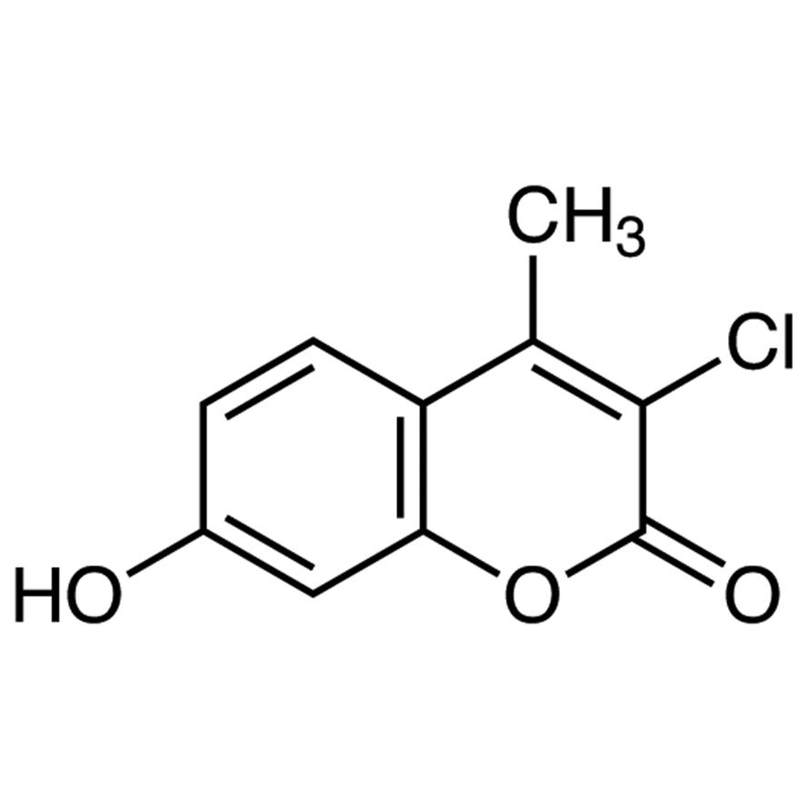 3-Chloro-7-hydroxy-4-methylcoumarin