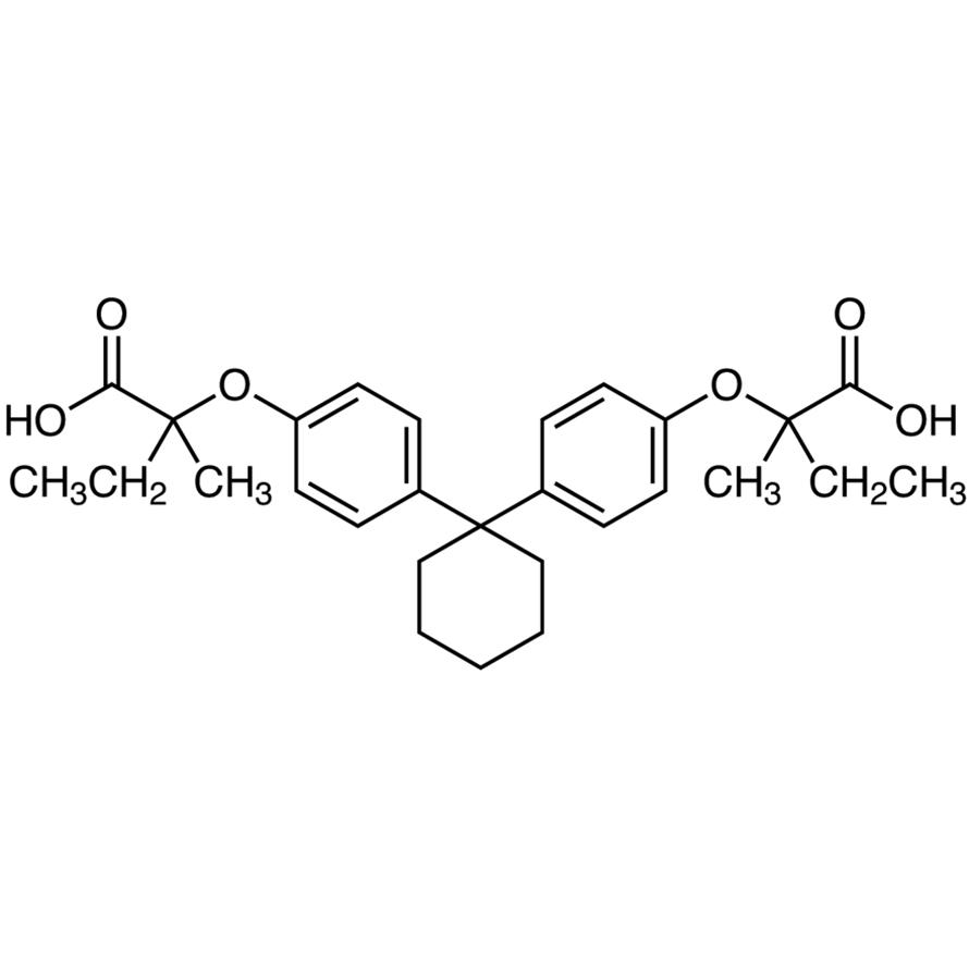 Clinofibrate