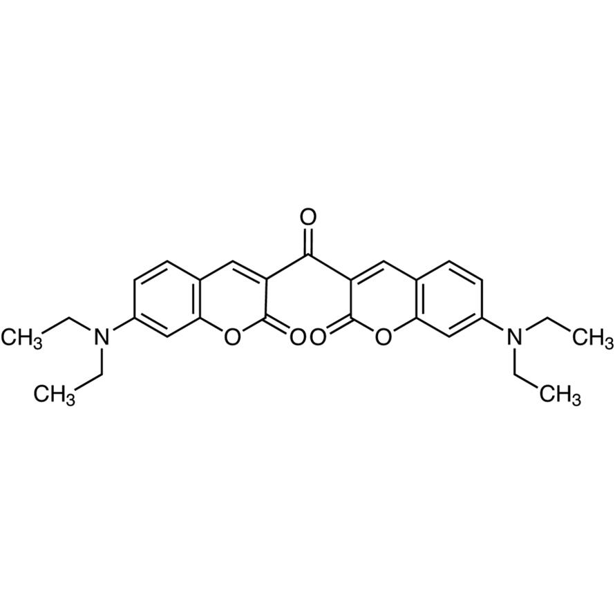 3,3'-Carbonylbis(7-diethylaminocoumarin)