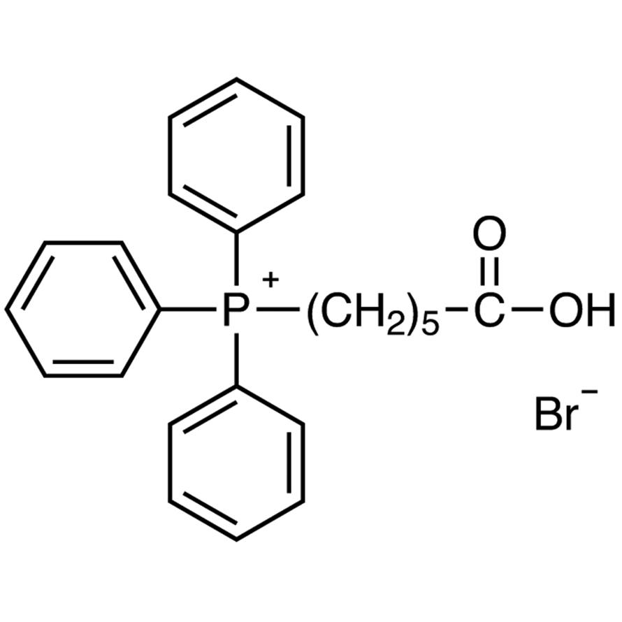 (5-Carboxypentyl)triphenylphosphonium Bromide