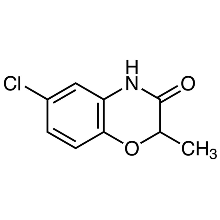 6-Chloro-2-methyl-2H-1,4-benzoxazin-3(4H)-one