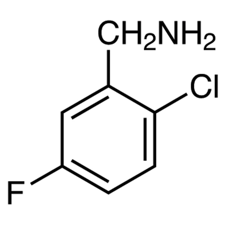 2-Chloro-5-fluorobenzylamine