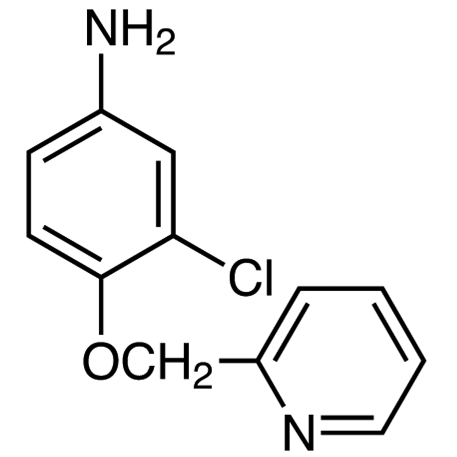 3-Chloro-4-(2-pyridylmethoxy)aniline