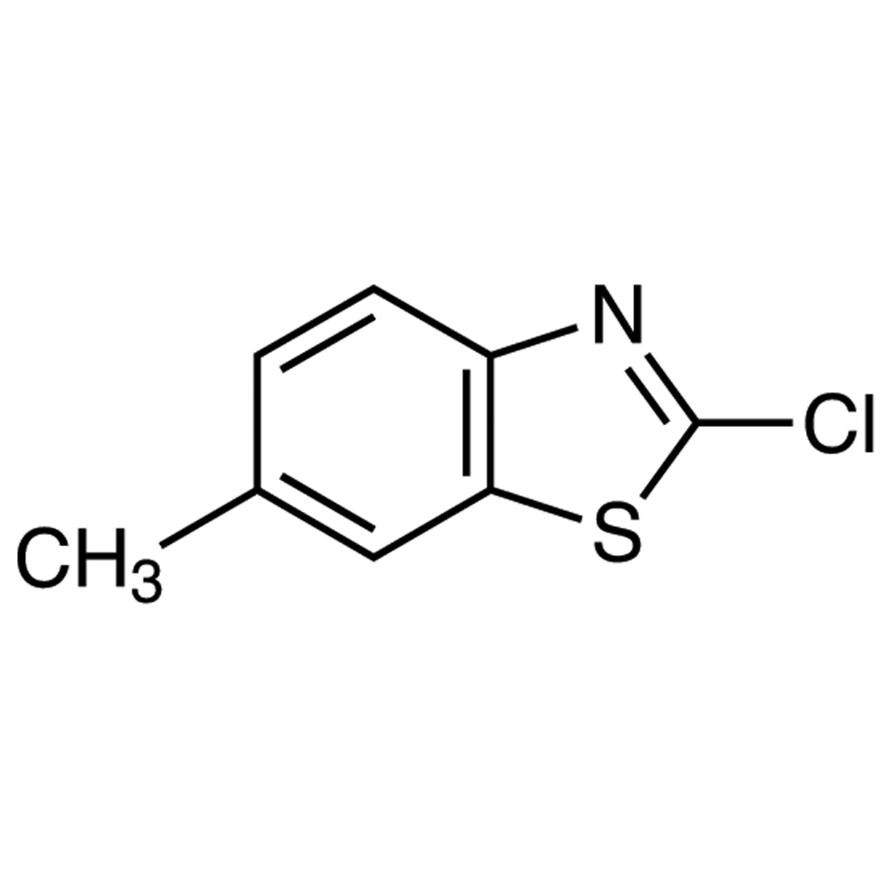2-Chloro-6-methylbenzothiazole