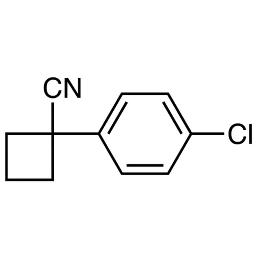 1-(4-Chlorophenyl)cyclobutanecarbonitrile