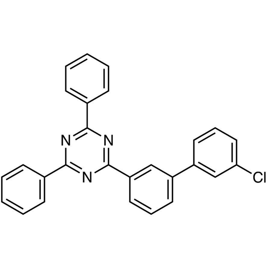 2-(3'-Chlorobiphenyl-3-yl)-4,6-diphenyl-1,3,5-triazine