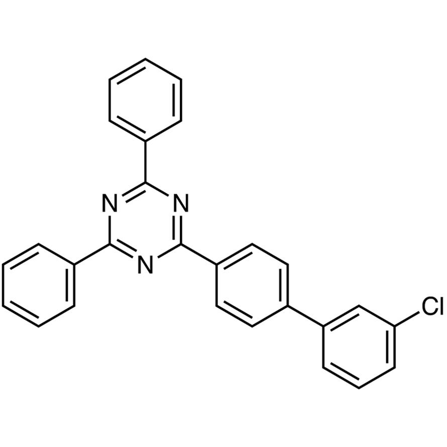 2-(3'-Chlorobiphenyl-4-yl)-4,6-diphenyl-1,3,5-triazine
