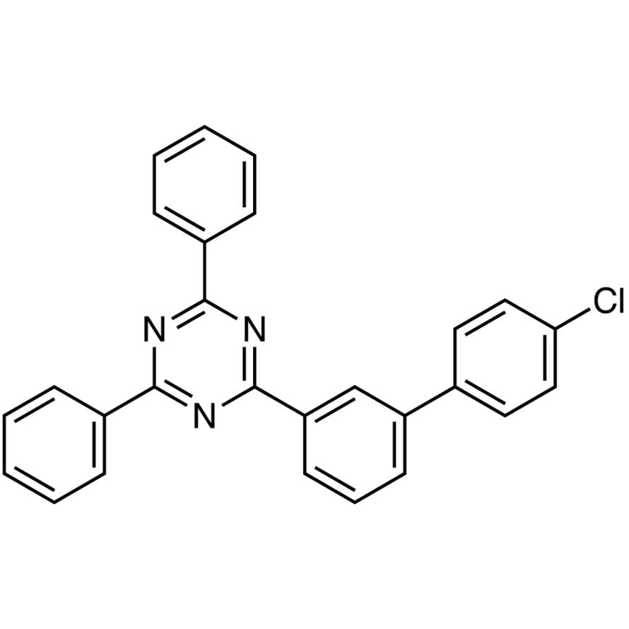 2-(4'-Chlorobiphenyl-3-yl)-4,6-diphenyl-1,3,5-triazine