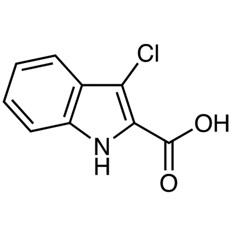 3-Chloroindole-2-carboxylic Acid