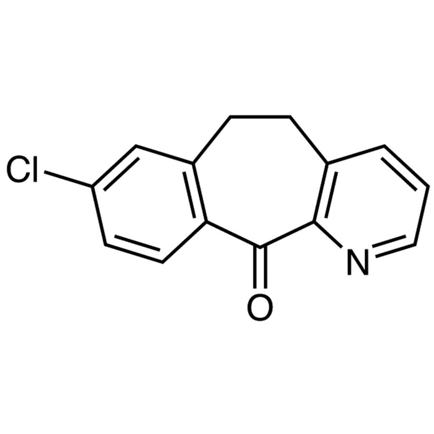 8-Chloro-5,6-dihydro-11H-benzo[5,6]cyclohepta[1,2-b]pyridin-11-one